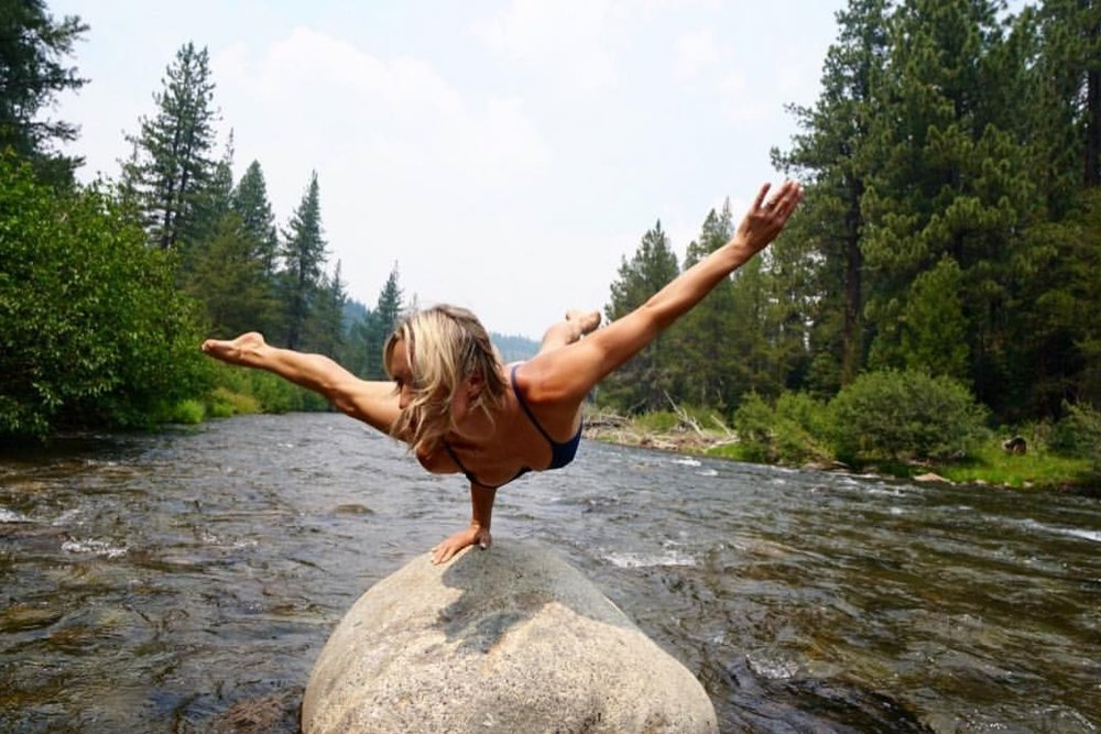 Chelsey Korus  - @chelseykorusChelsey has dedicated her life to the practice of Yoga, and has been teaching since age 15. On Chelsey's feed you will find some captivating posses and holds in the most interesting of places.