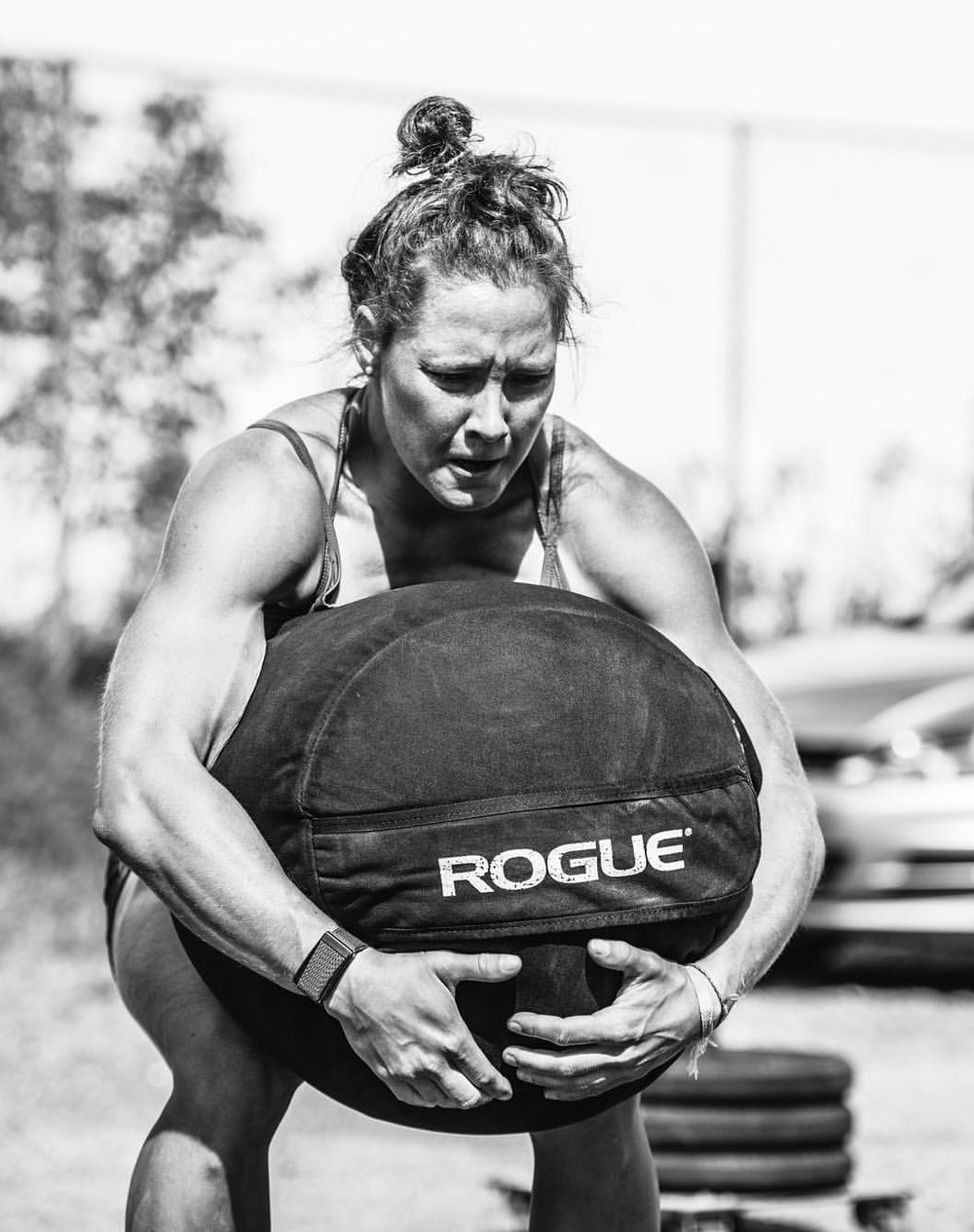 Carol-Ann Reason-Thibault - @reason.thibault_caroCarol-Ann is a four time CrossFit Games Athlete. Check out her feed for some life updates as well as badass posts.