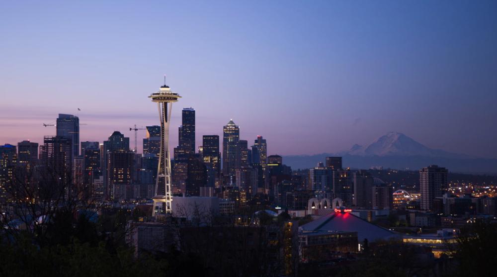 Pacific Northwest -