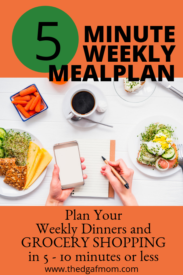 It can be simple, easy, and even fun to plan your meals for the week with this productivity tool turned menu planner. Learn how to own your meal plan in a boss mom kind of way with this meal planner template. (No menu printable here! Get digital and get organized.)
