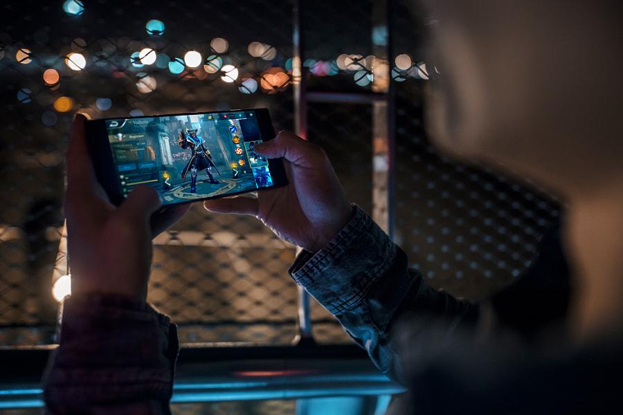 Razer Phone Ad Campaign