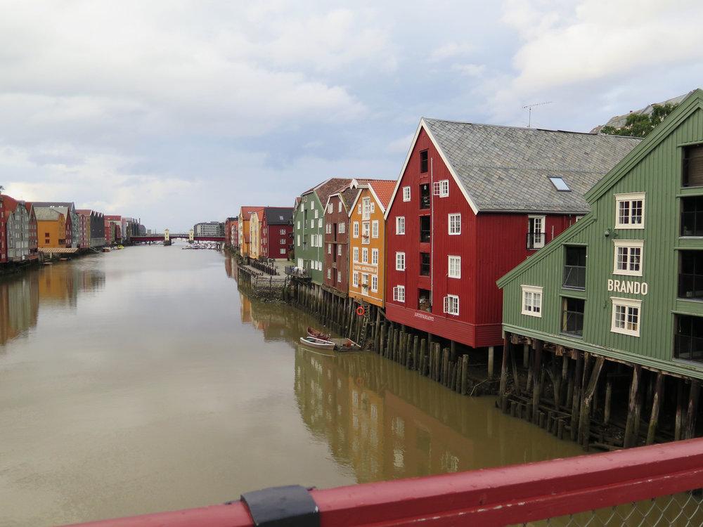 Trondheim Waterway