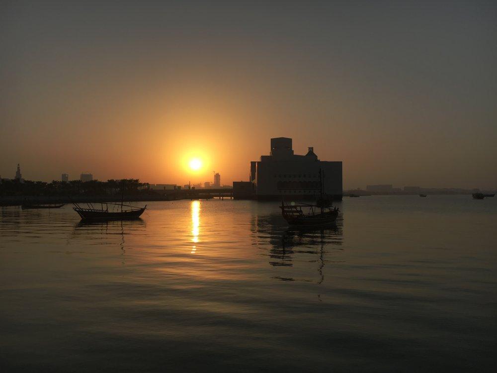 MIA-Sunset