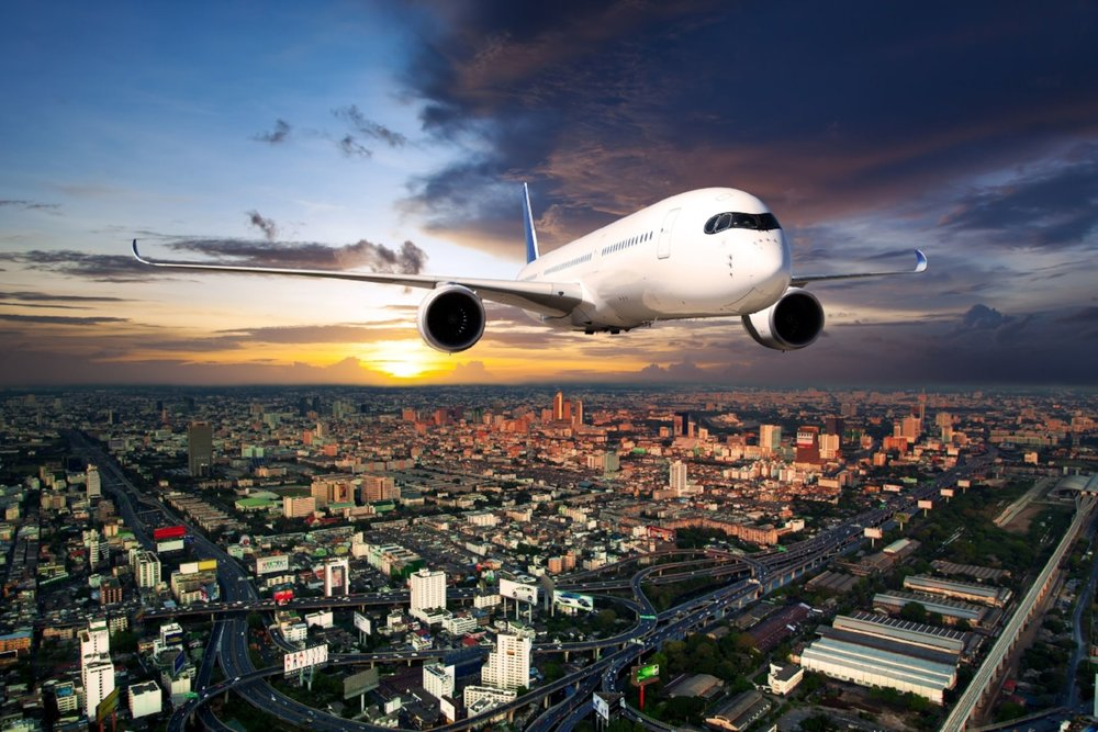private jet charters for passengers making worldwide travel plans