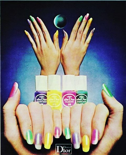 🌚🌈#dior #inspiration #nails  #comingsoon #bushwick
