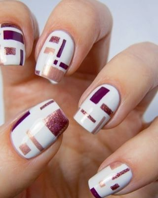 Inspiration #bushwick  #nails  #design  #nailart #nyc #wildoleander