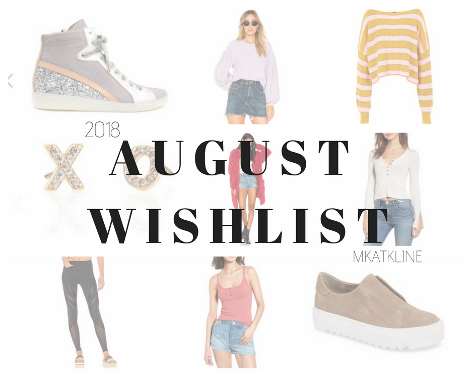 Shop my Back-to-School Wishlist... - Here's everything I'm wanting for my closet on a reasonable budget!
