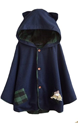 Tweed Cat Cape