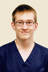 Caleb, Front Office, Vet Assistant