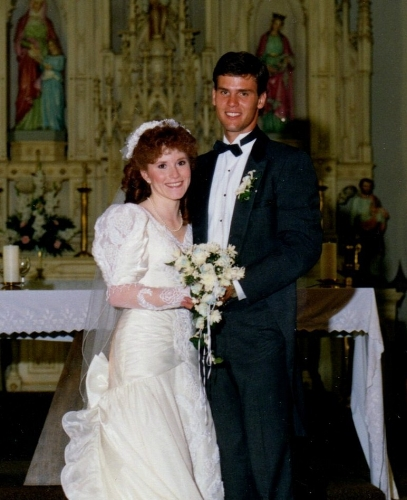 Brian & Mary Eckert - Married 1988