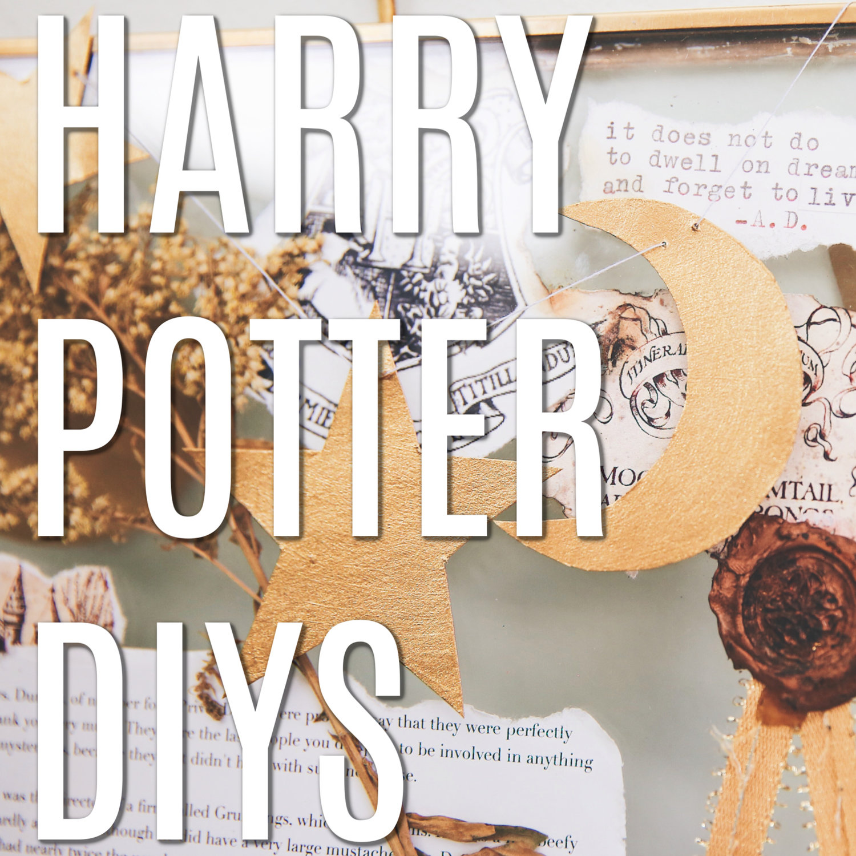 Harry Potter DIYs — Flourish Market