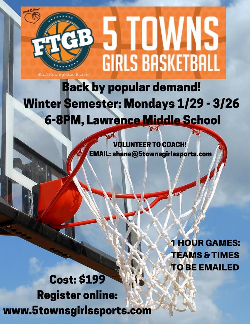5 Towns Girls Basketball Winter 1718.jpg