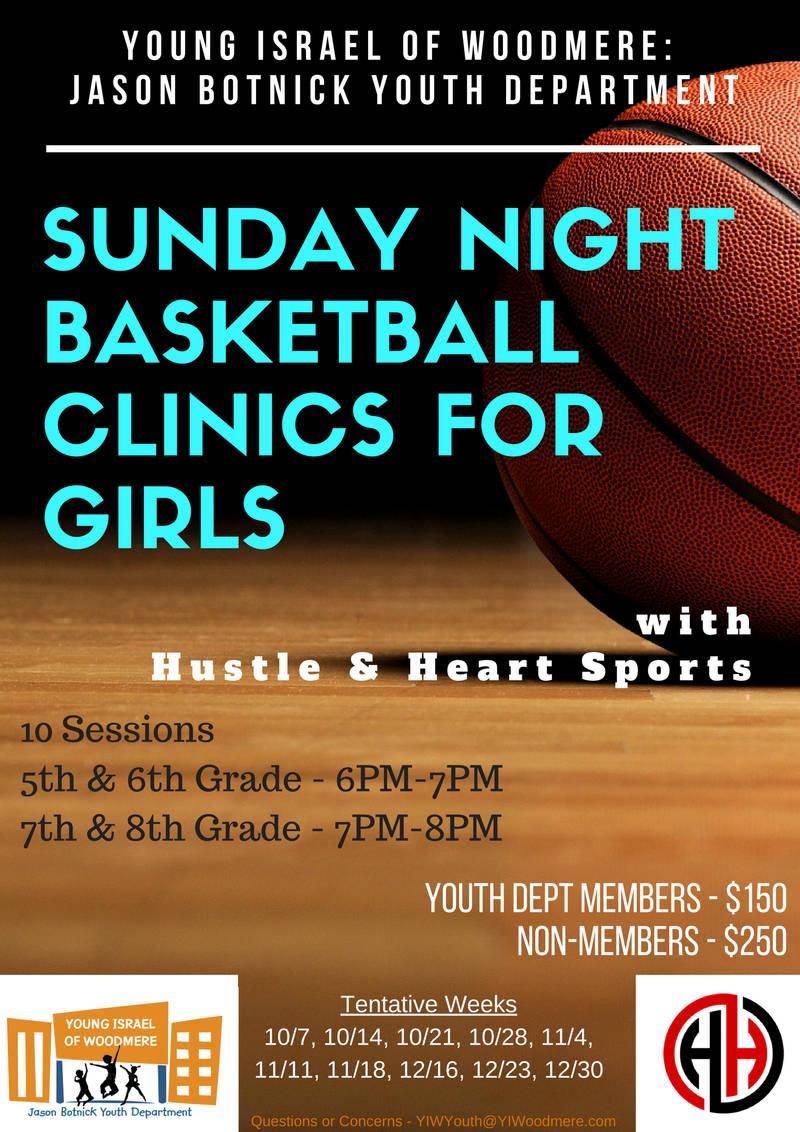 YIW Sunday Night for Girls