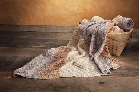Pick a Knit Blanket