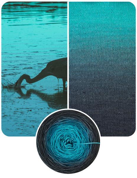 The Blue Brick - Killarney Sock