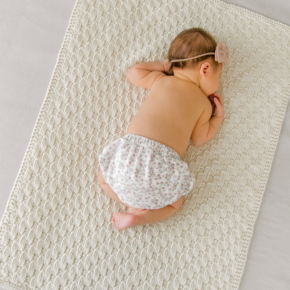 Stair Step Blanket Changing Pad