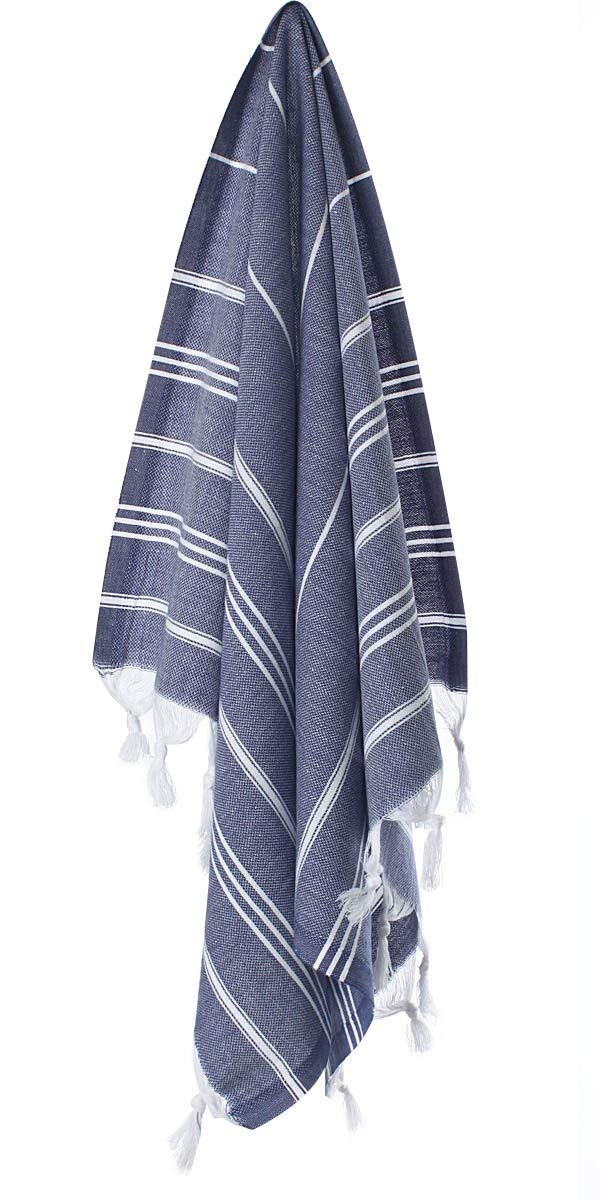 #6. HAND TOWEL. Turkish towels are fantastic because they get softer the more you wash them and still look beautiful. These come in SO MANY colors too!