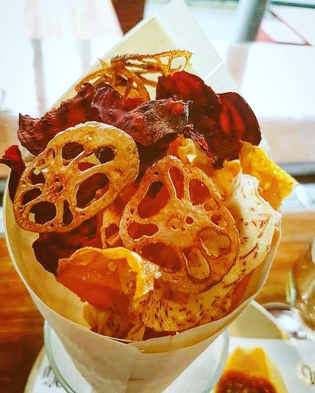 Moorish Root Chips