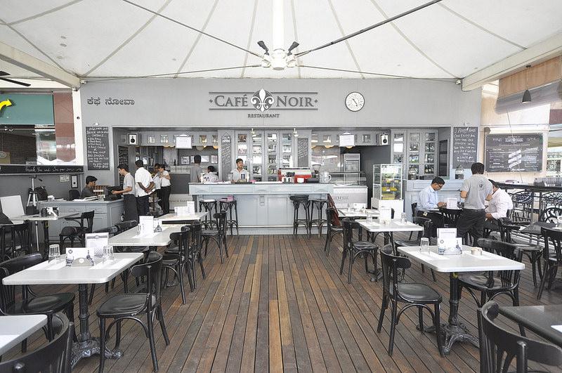 Cafe Noir - UB city Bangalore
