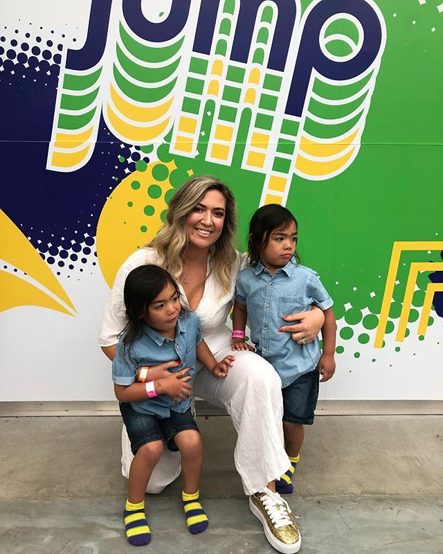 Today was honestly the best day celebrating our boys Henry and Theo 🎉 Birthdays are a big deal in our family, it's not only a milestone for our kids but for us as parents ❤️ #wediditbaby A huge Thank you to @jump_nz for hosting us all, you guys are incredible! We literally did nothing just walked in and walked out 😭😍🙌🏽 #amazing I had so many questions on my story I whipped up a blog on their birthday with all the info! Link is in my bio or on my stories, enjoy 🎈 #henryandtheoturn4 #twins #birthdayparty