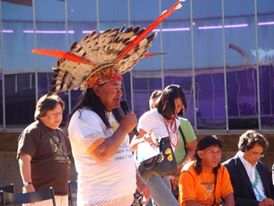 The International Telecommunications Unions Second Regional Workshop of Indigenous Peoples and ICTs in Brazil.