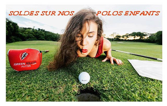 Tous les polos enfants à- 30%! Profitez de cette offre exceptionnelle... Www.lesgolfeursanonymes.com 👶👧 - #golf #golfer #golfpro #golf3 #golfing #golf1 #golfislife #womenwithdrive #golfbabes #taylormadegolf #iphone #legsout #golfchannel #golfday #wwd #golfers #golfstagram #golfporn #golf7 #golfcart #babesofinstagram  #porsche #hissalot #repost #golfboss #golf #golfaddict #swing#cover#⛳️