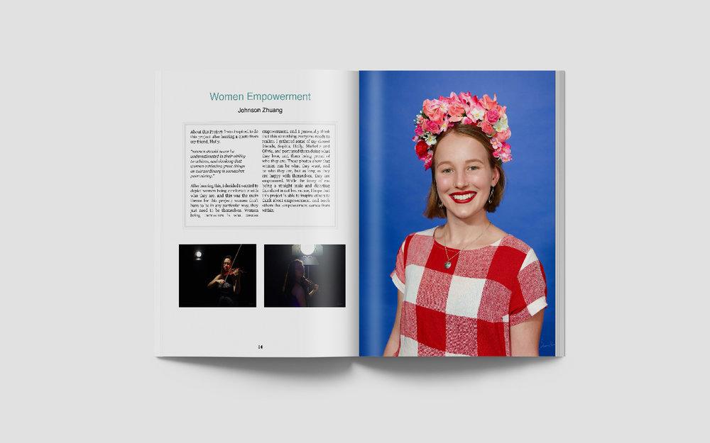 Issue 3 - September 2017The DarkroomCape Reinga TripWomen EmpowermentCommittee Review