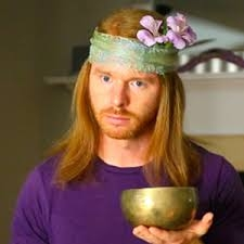 JP Sears  uses satire to expose hypocrisy of yoga community