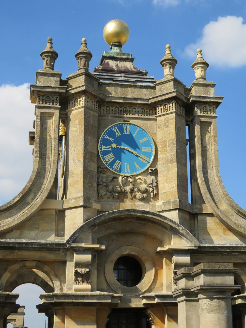 Blenheim Clock Tower