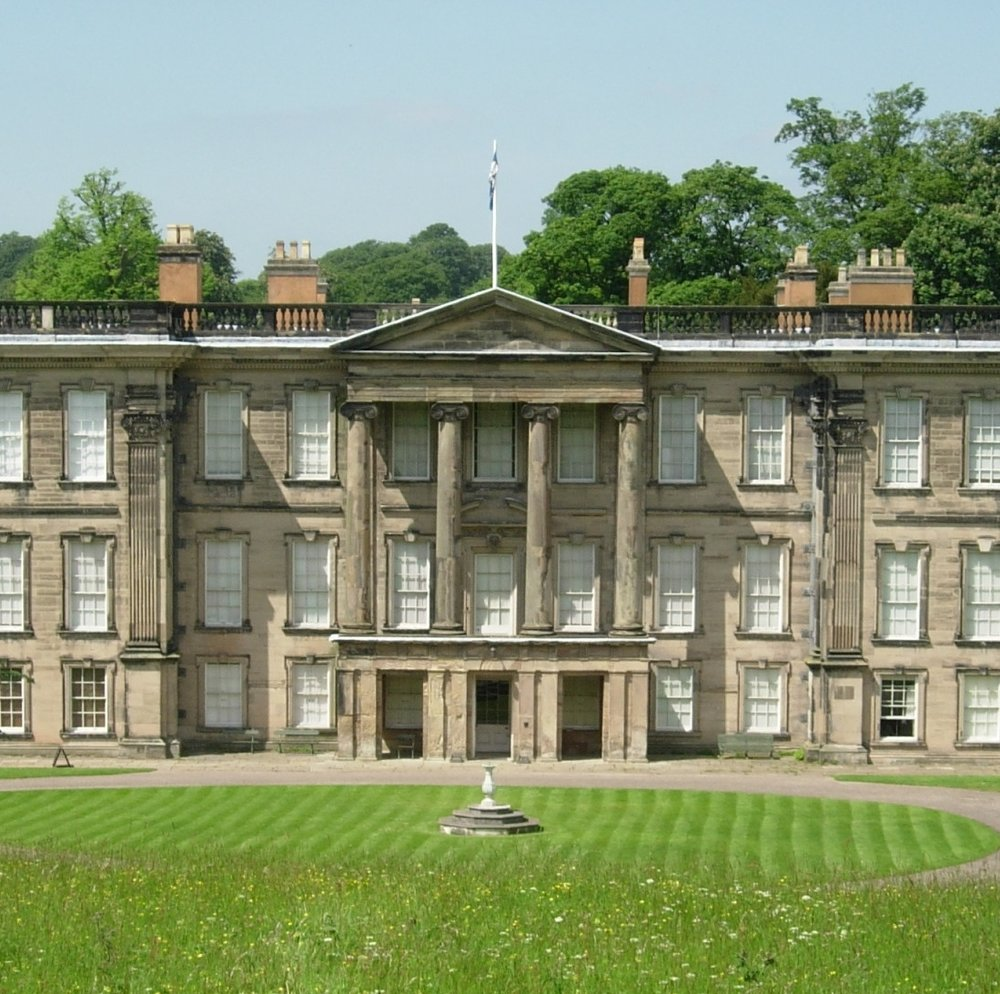 Calke Abbey