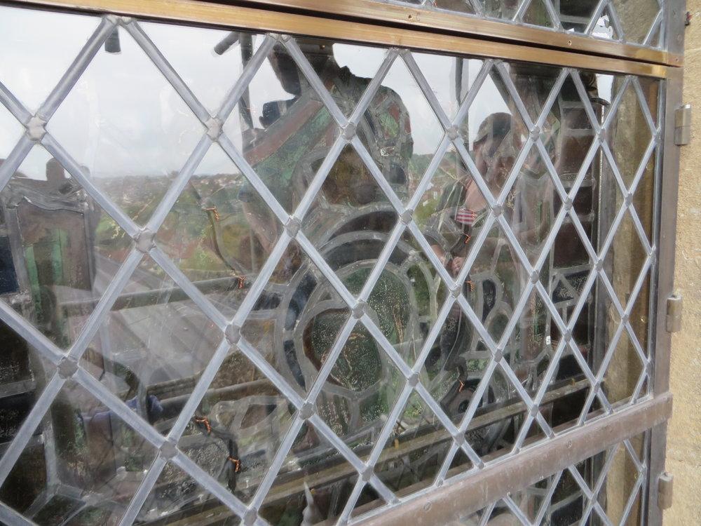 Protective glazing