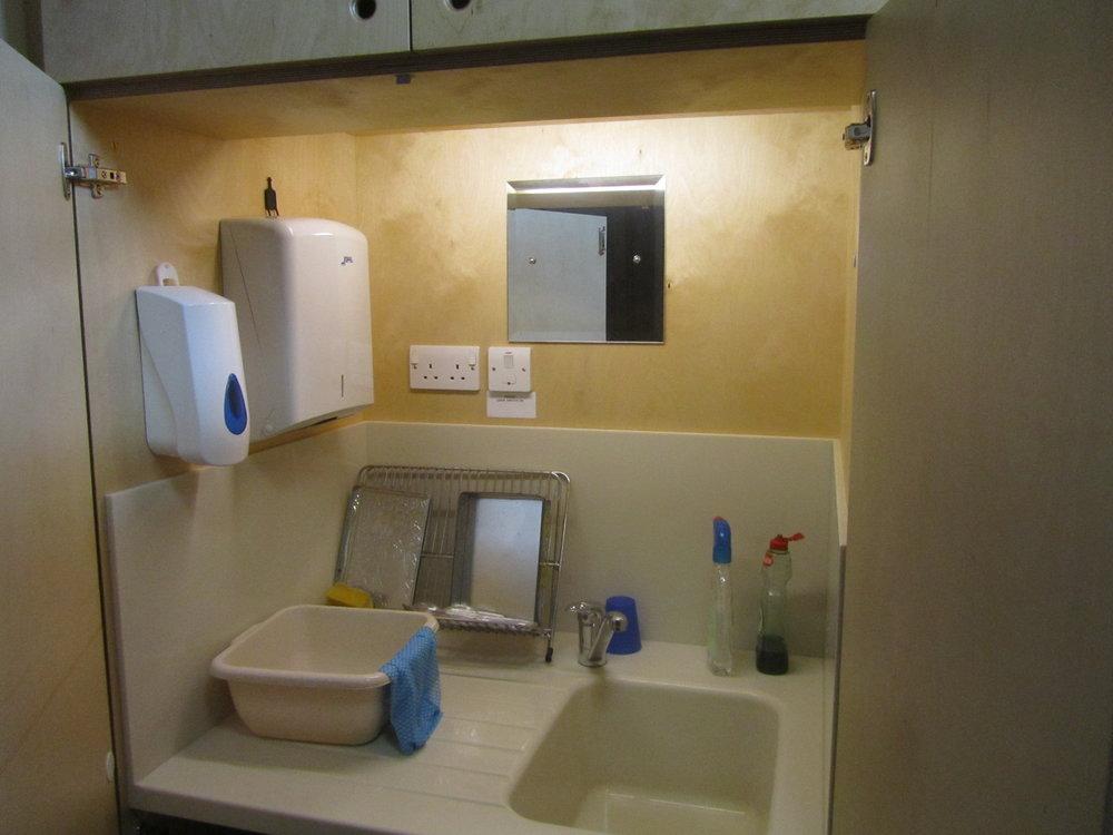 New Vestry Kitchen