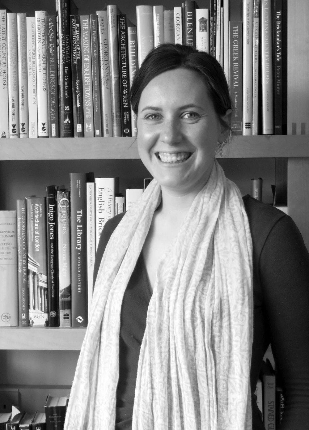 Joanna Daykin  Architect