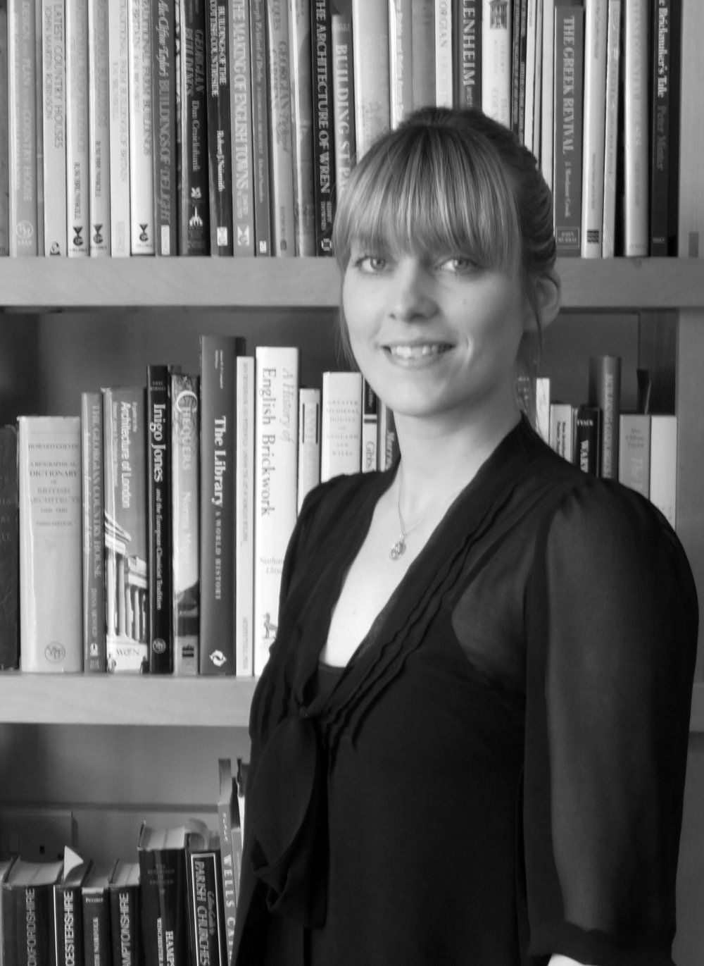 Amy Knight-Archer  Architectural Assistant