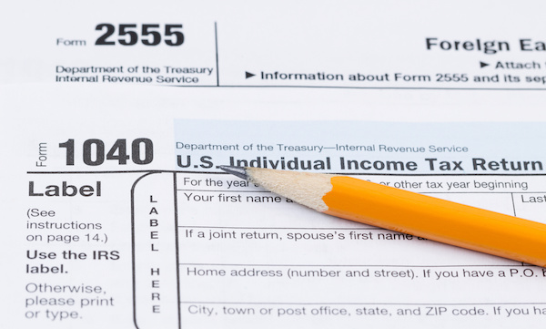 foreign earned income filing requirements -