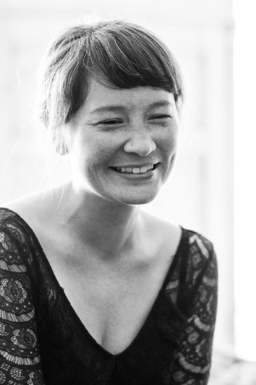 Emily K. Rolph logo designer, print designer, sign designer at Choose Positive.