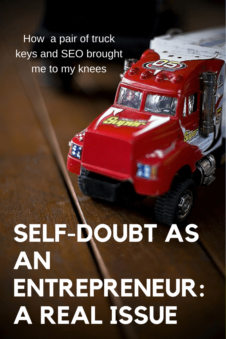 self-doubt for entrepreneurs