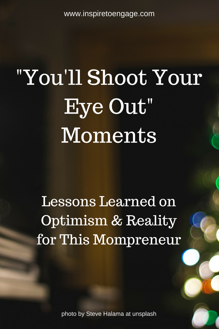 you'll shoot your eye out moments rachel eubanks inspire to engage