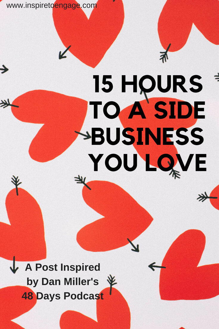 15 hours to side business