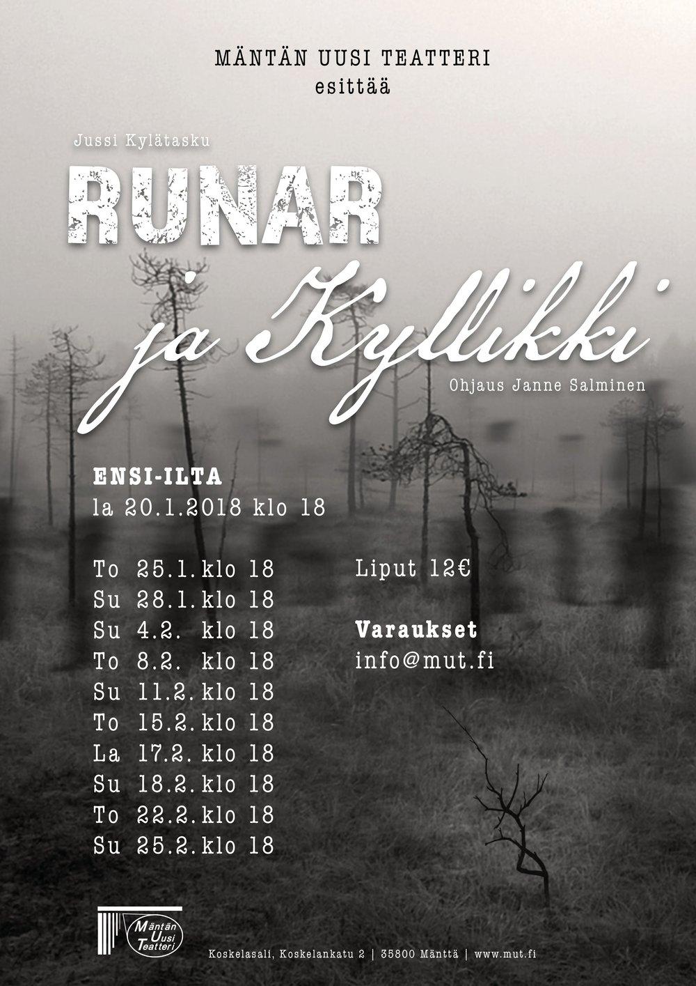 Runar ja Kyllikki (2018)