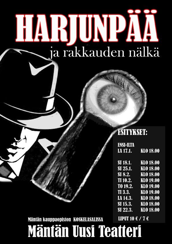 Harjunpää ja rakkauden nälkä (2009)