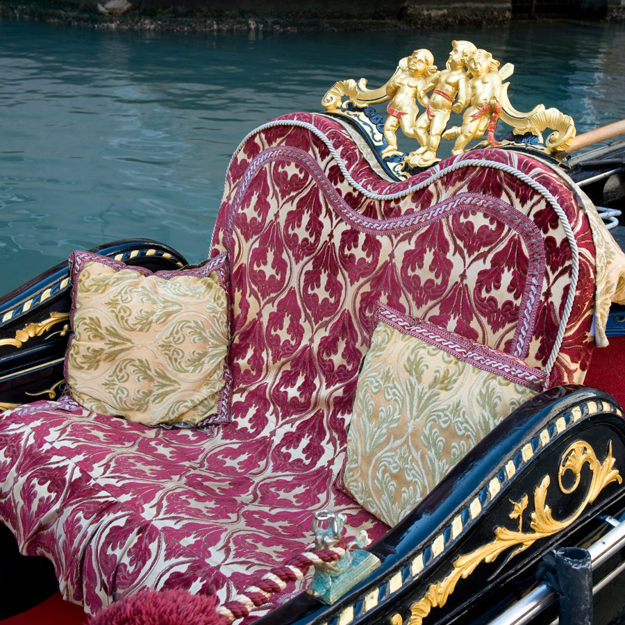 A luxury gondola