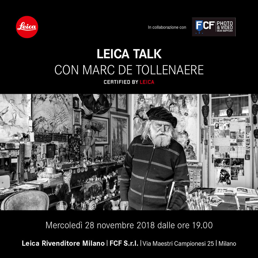 Leica Talk in Milan