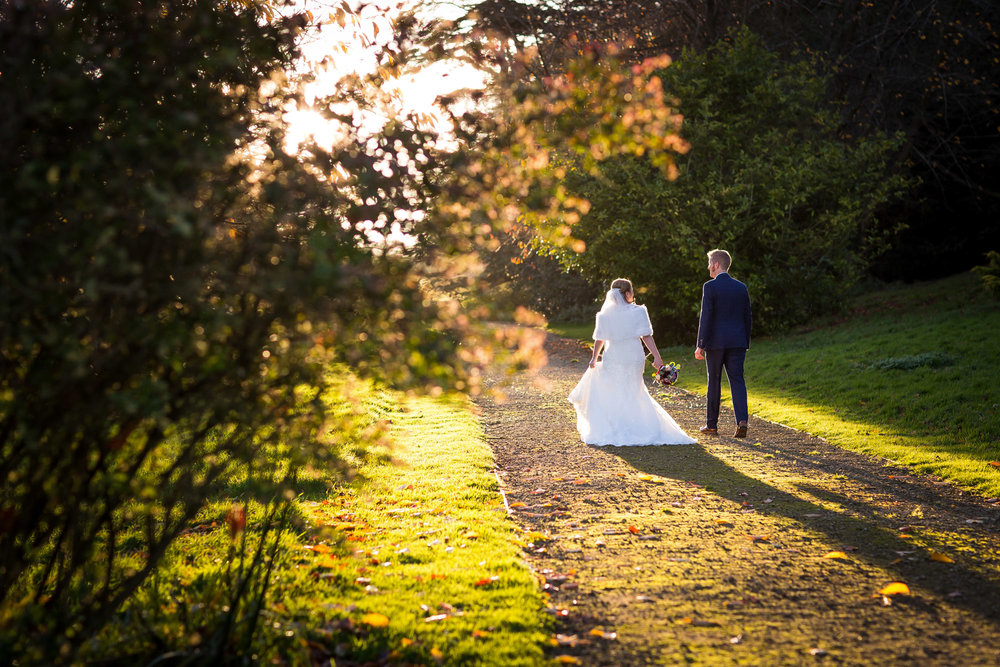Karin & Greg  Dumbleton Hall