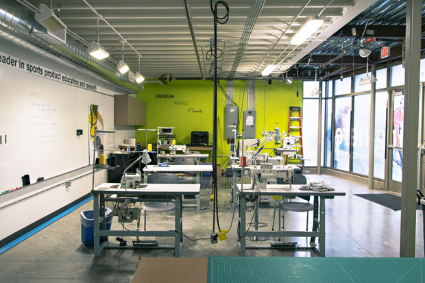 Product Design Lab At University Of Oregon