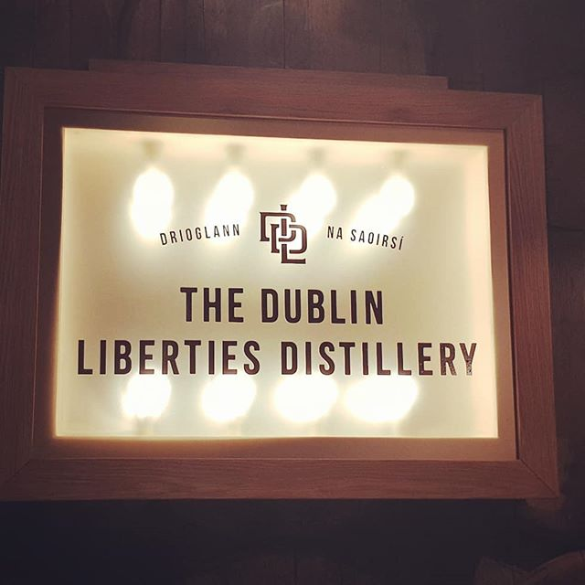 Thank you to @thedublinlibertiesdistillery for asking us to manage the event production and design for the launch of your amazing venue over the last few nights. Incredible building, full of character and great whiskey. Thanks also to an hard working team @lxmickmurray @adrian.bourke.7 @Conference Services @moosevideo @cueonelighting @lightscape_visuals @daraghhughes @jedmurray @goodasgold_ie #wearethedld #eventprofs #lightingdesign #setdesign @edwinmullane