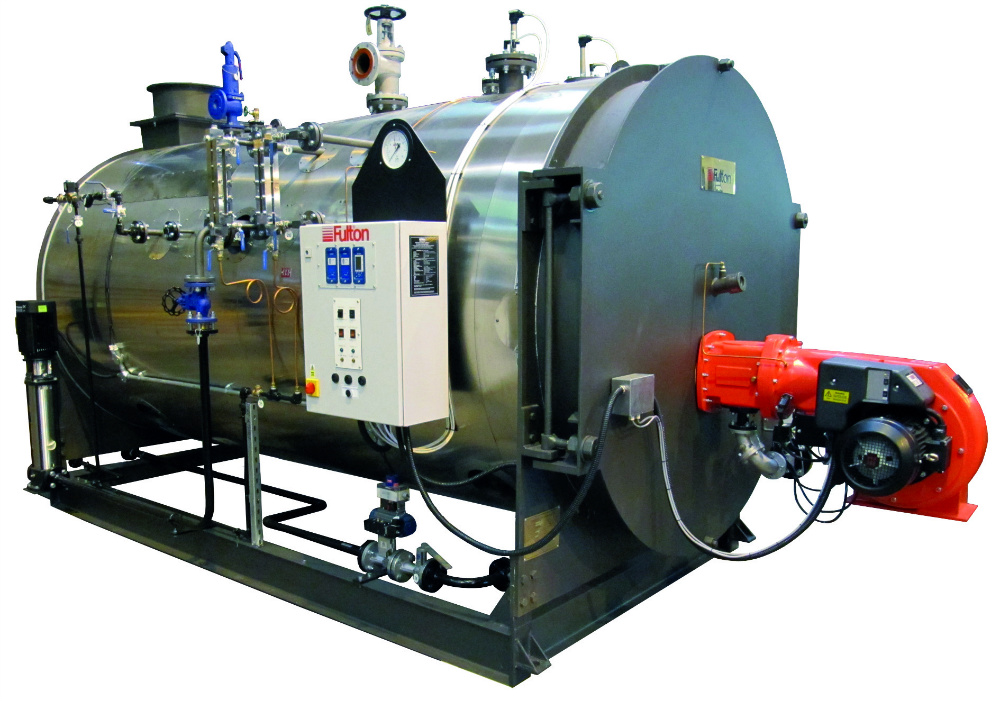 RBC Horizontal Steam Boiler — Concord Boiler Engineering Ltd.