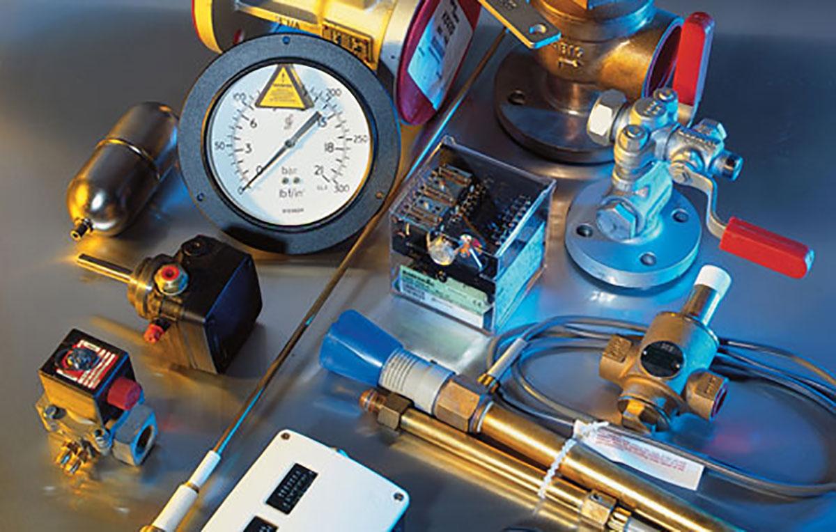 Spare Parts — Concord Boiler Engineering Ltd.