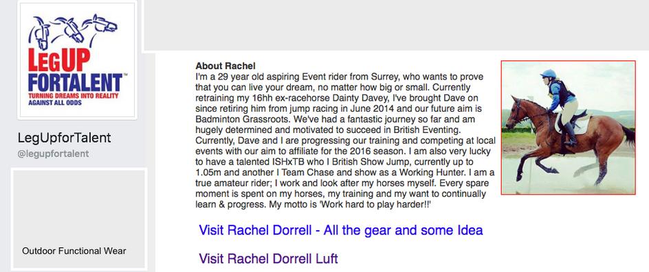 Rachel Dorrell