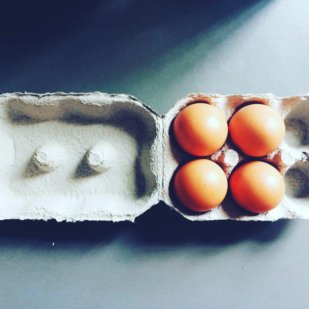 Thrognall Farm eggs